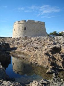 Teulada Moraira Castle